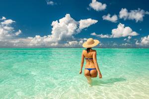 bonito bikini tanga